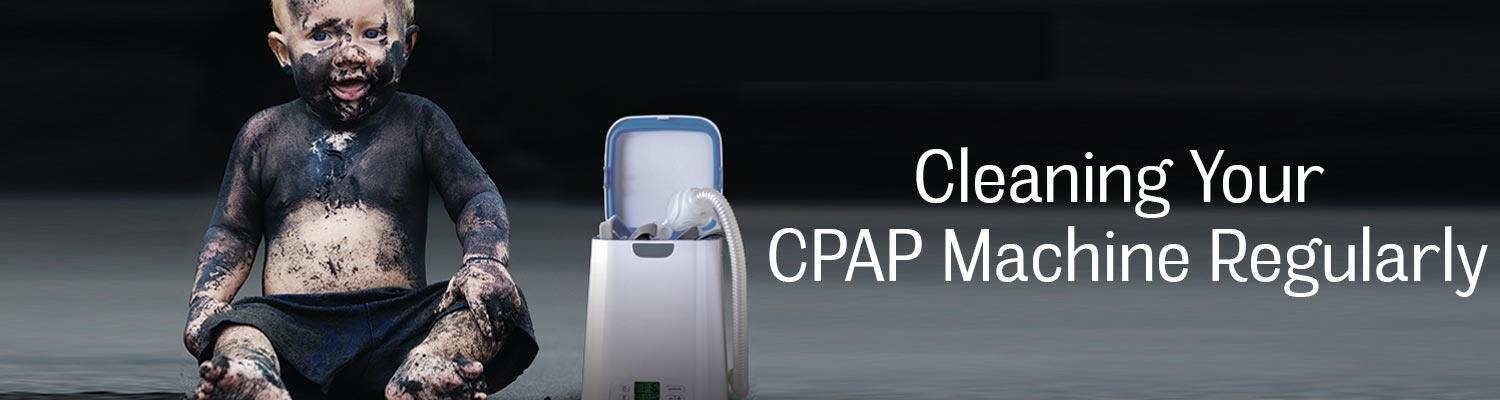 Keep It Clean: CPAP Maintenance