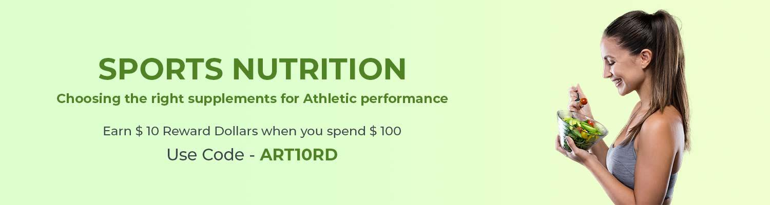 Sports Nutrition: Choosing the Right Supplements for Athletic Performance