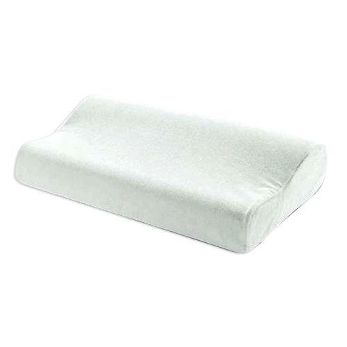 Essential Medical P F Memory Foam Contour Pillow
