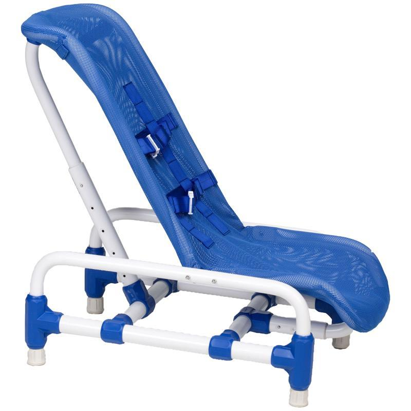 Columbia Contour Supreme Reclining PVC Bath Chair | Shower Chairs