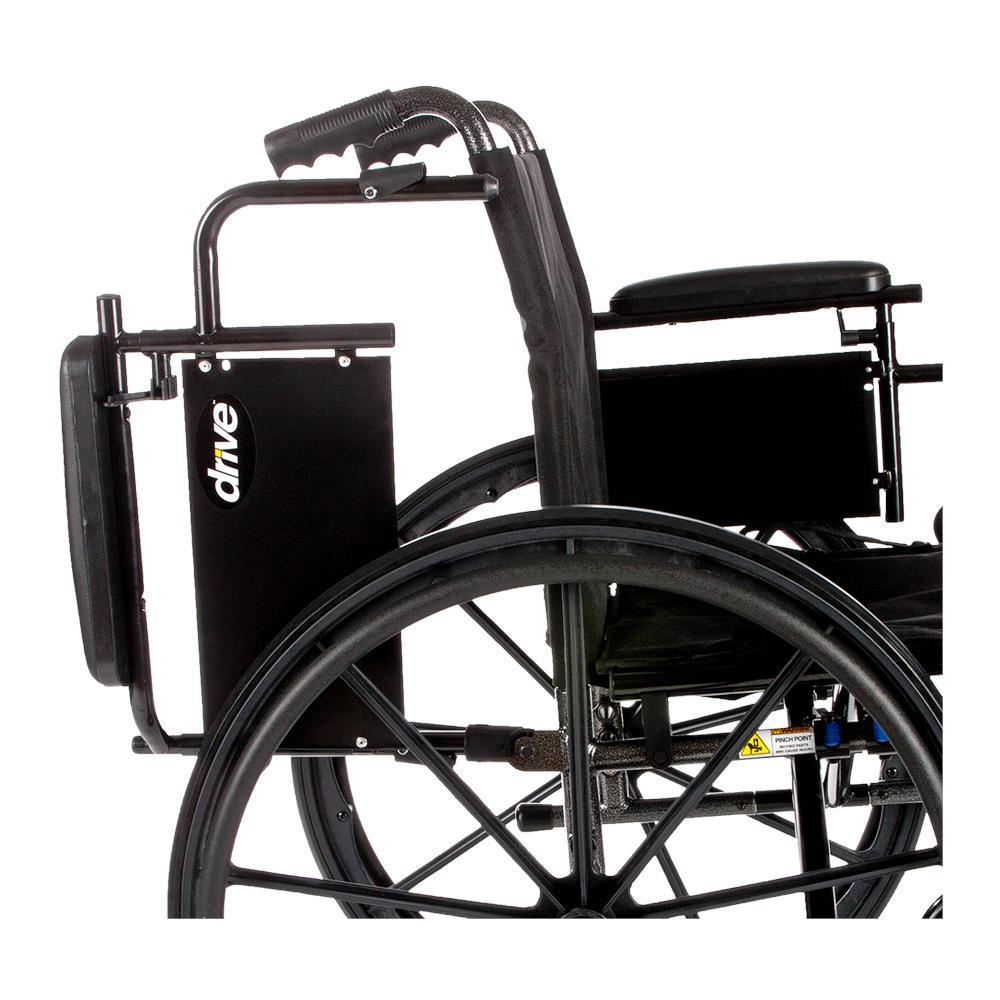 Drive Cruiser X4 Lightweight Dual Axle Wheelchair