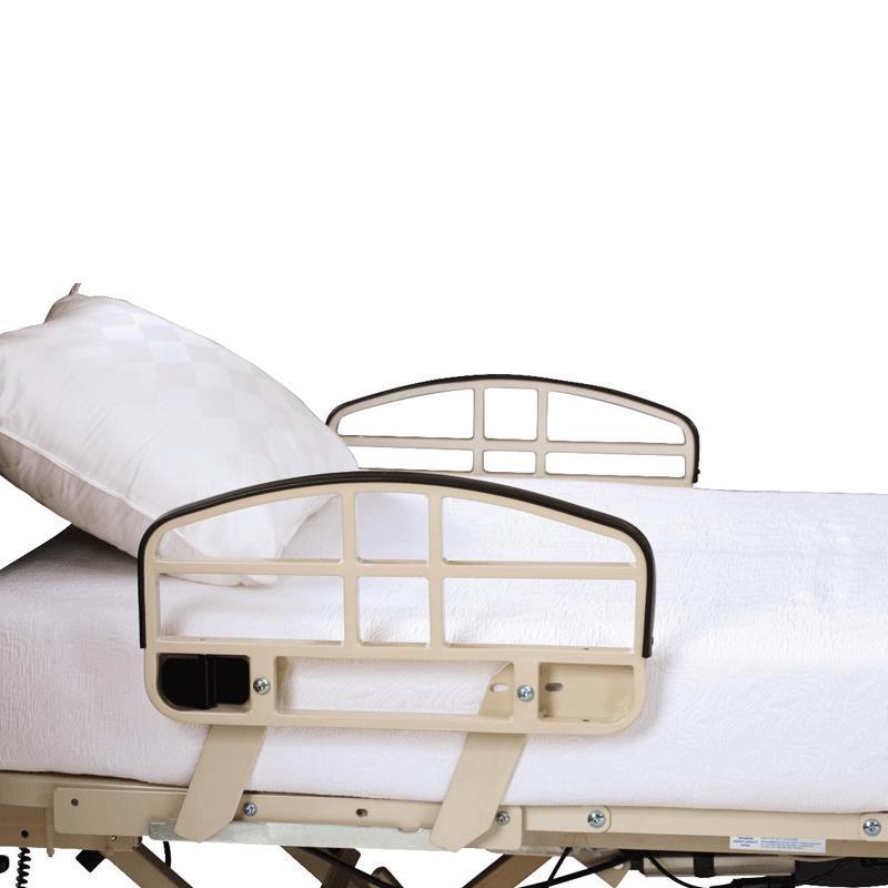 medline alterra 1385 hi-low full electric bed   hospital bed