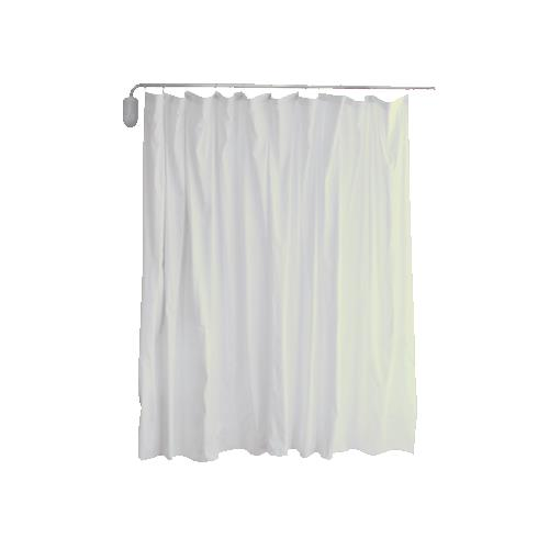 Winco Privess Swing Away Privacy, Swing Out Shower Curtain Rod