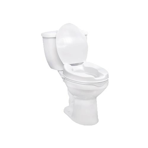 Drive Raised Toilet Seat With Or Without Lid Raised Toilet Seats