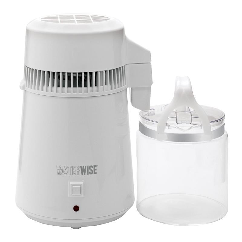 Counter Top Water Distiller ~ Waterwise countertop water distiller appliances