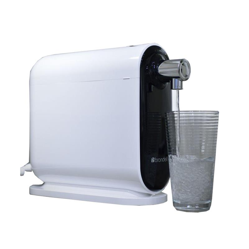 brondell h2o plus cypress countertop water filtration system
