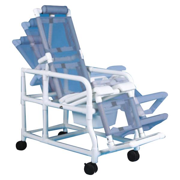 Duralife DuraTilt Tilt-In-Space Adult Shower Chair | Shower Chairs