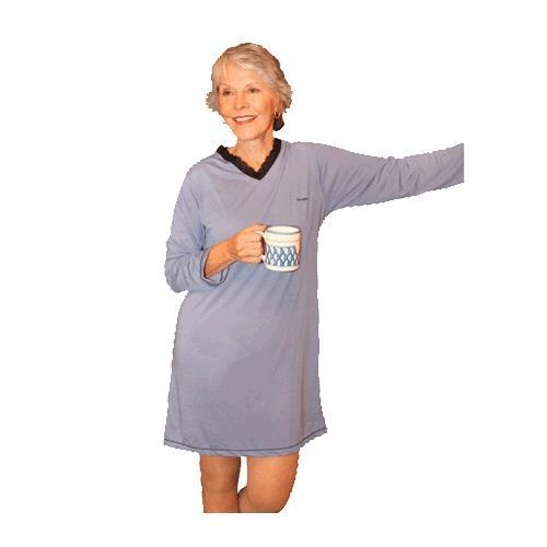 Cool Jams Wicking Melinda Nightshirt Sleepwear