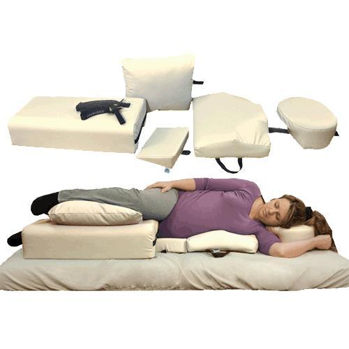 Oakworks Side Lying Positioning Bolster System Massage