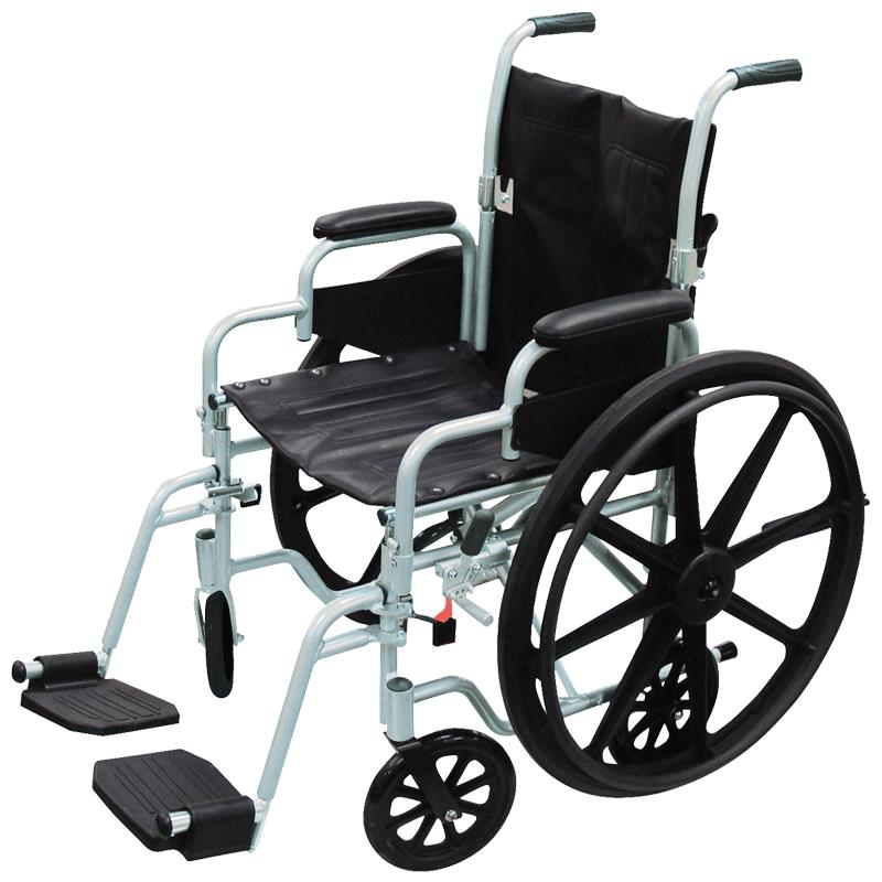 Drive Poly-Fly Lightweight Transport Chair Wheelchair  sc 1 st  Health Products For You & Drive Poly-Fly Lightweight Transport Chair Wheelchair | Lightweight ...