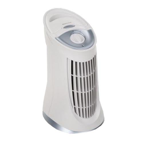 Small Air Purifier : Honeywell quietclean compact tower air purifier with