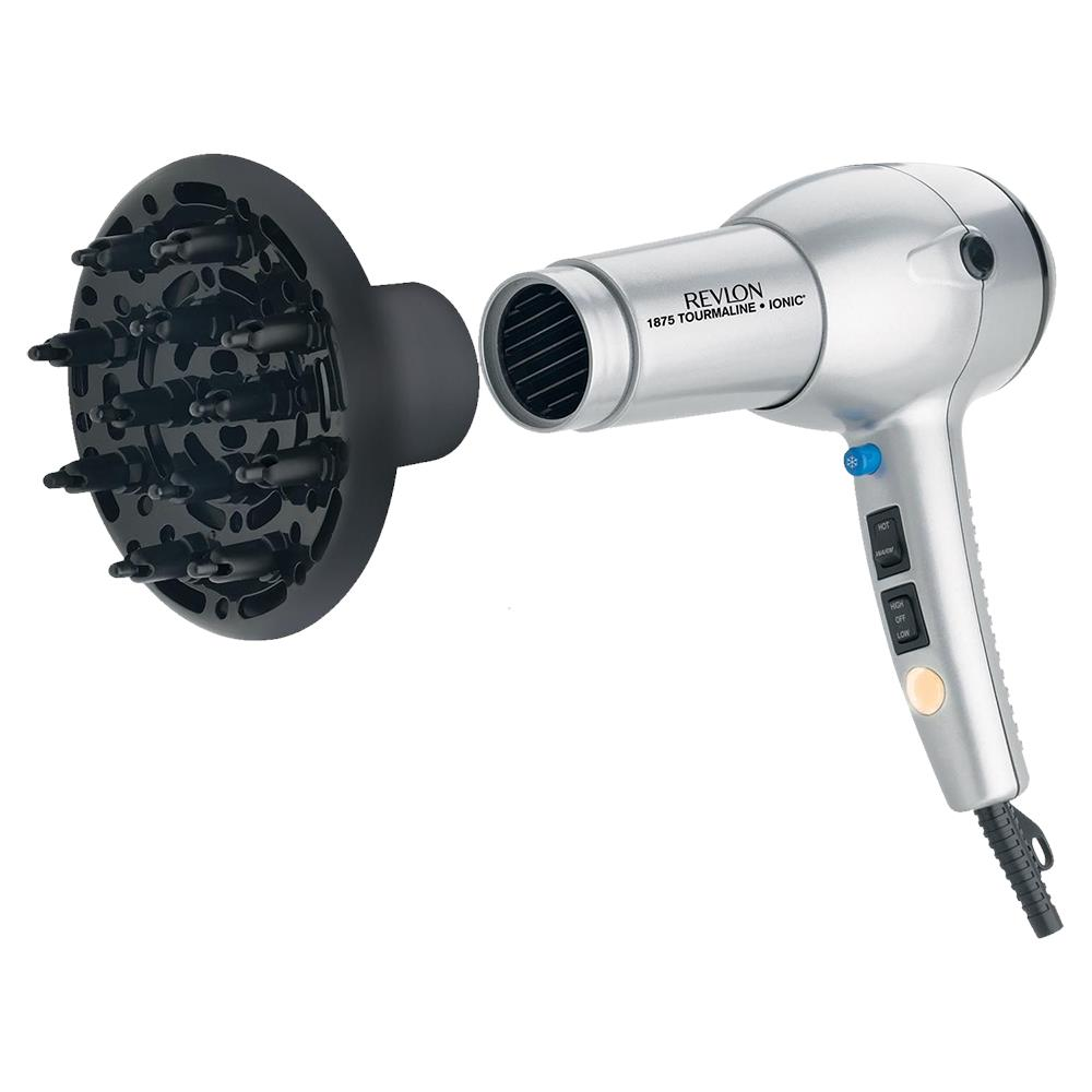 Ionic Hair Dryer ~ Revlon watt tourmaline ionic lightweight hair dryer