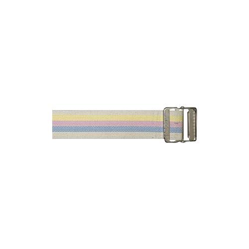 Skil-Care Pastel Stripe Gait Belt