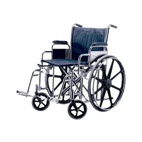 Medline Excel Extra Wide Manual Wheelchair Heavy Duty