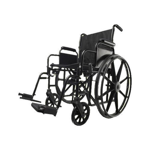 Magnificent Medline Excel K1 Basic Wheelchair Machost Co Dining Chair Design Ideas Machostcouk