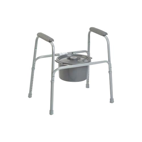 Invacare Safeguard Steel Commode Commode Chairs