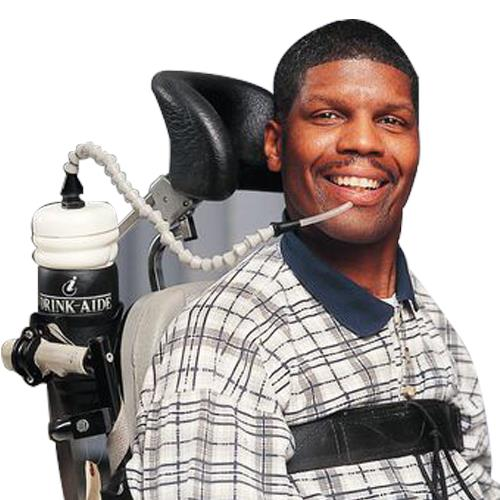 drink aide insulated bottle wheelchair accessories