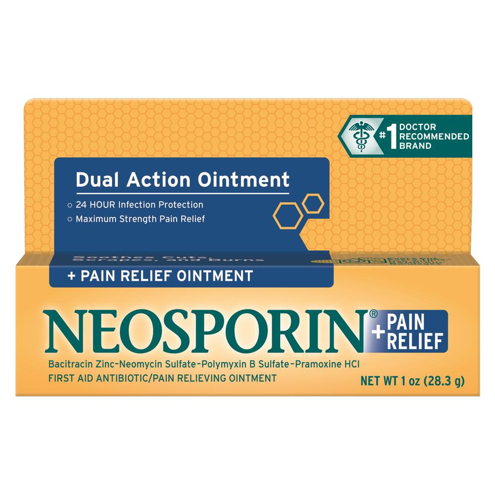 Communication on this topic: Neosporin, neosporin/