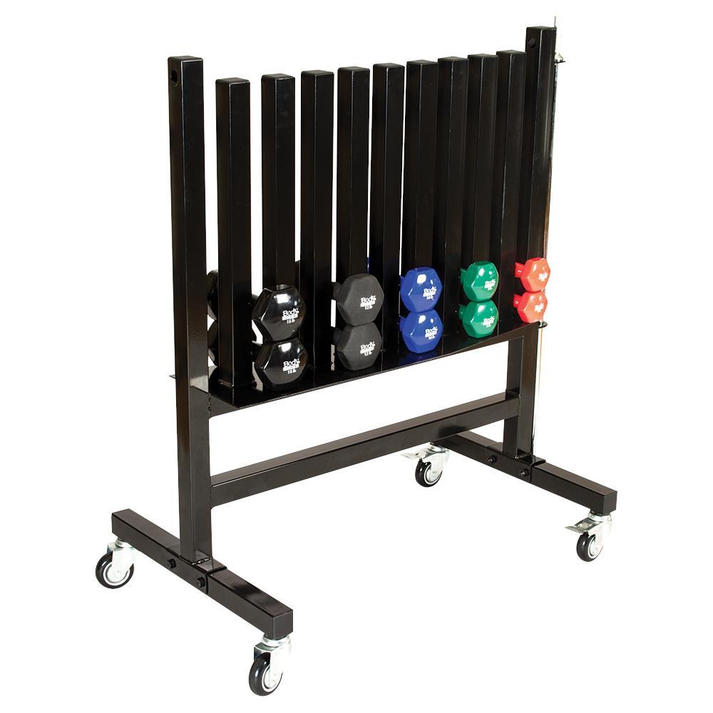 Body Sport Dumbbell Rack Storage Rack
