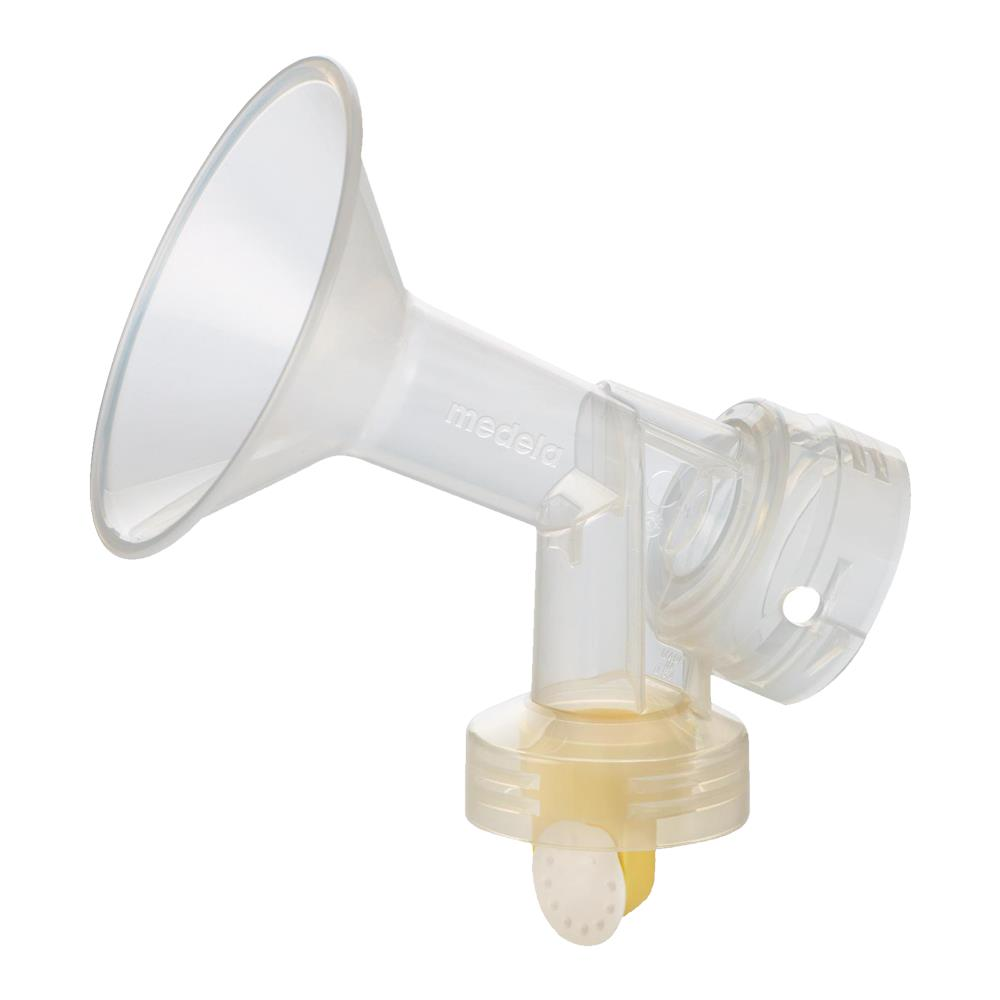 Medela Breast Shield With Valve And Membrane Breast Pumps