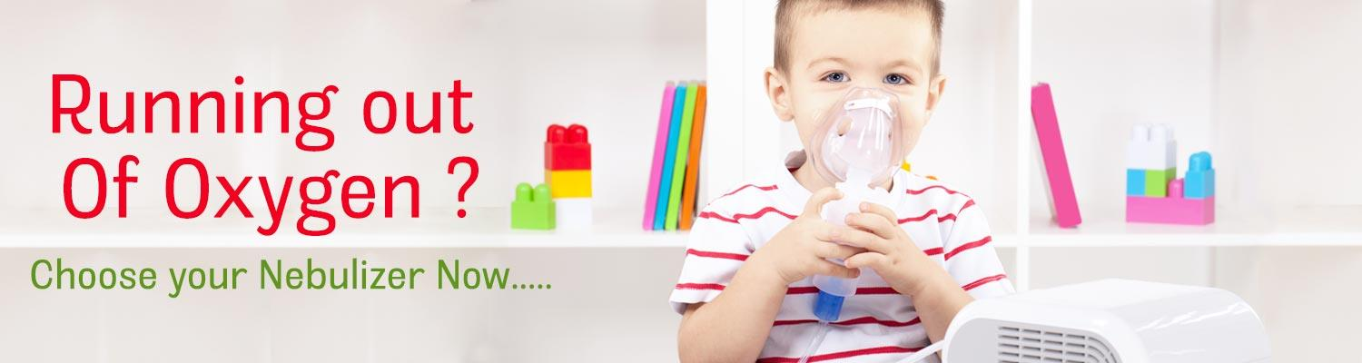 Breathe Deep!! Choosing Your Nebulizer