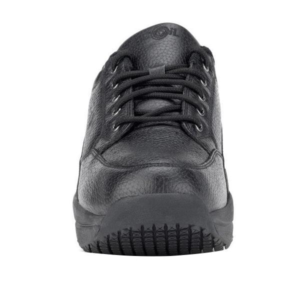 ca118f1c22b2 Z-CoiL Legend Black Slip Resistant Covered Coil Pain Relief Footwear ...