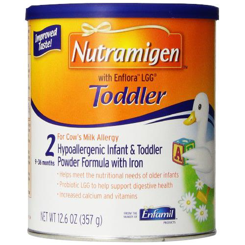 Mead Johnson Nutramigen With Enflora Lgg Toddler Formula
