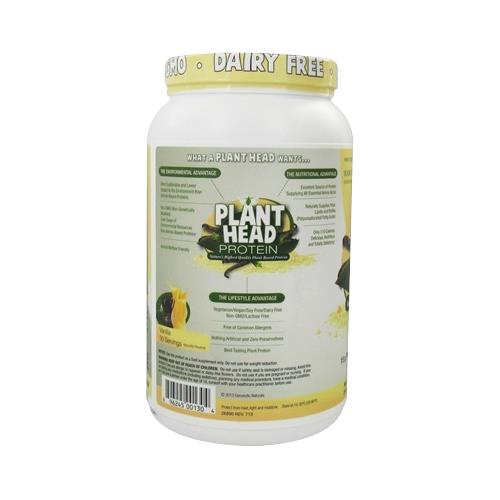 plant head protein weight loss