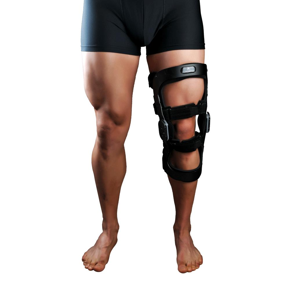 acl knee brace gladiator optec max braces op 1000 rehab usa