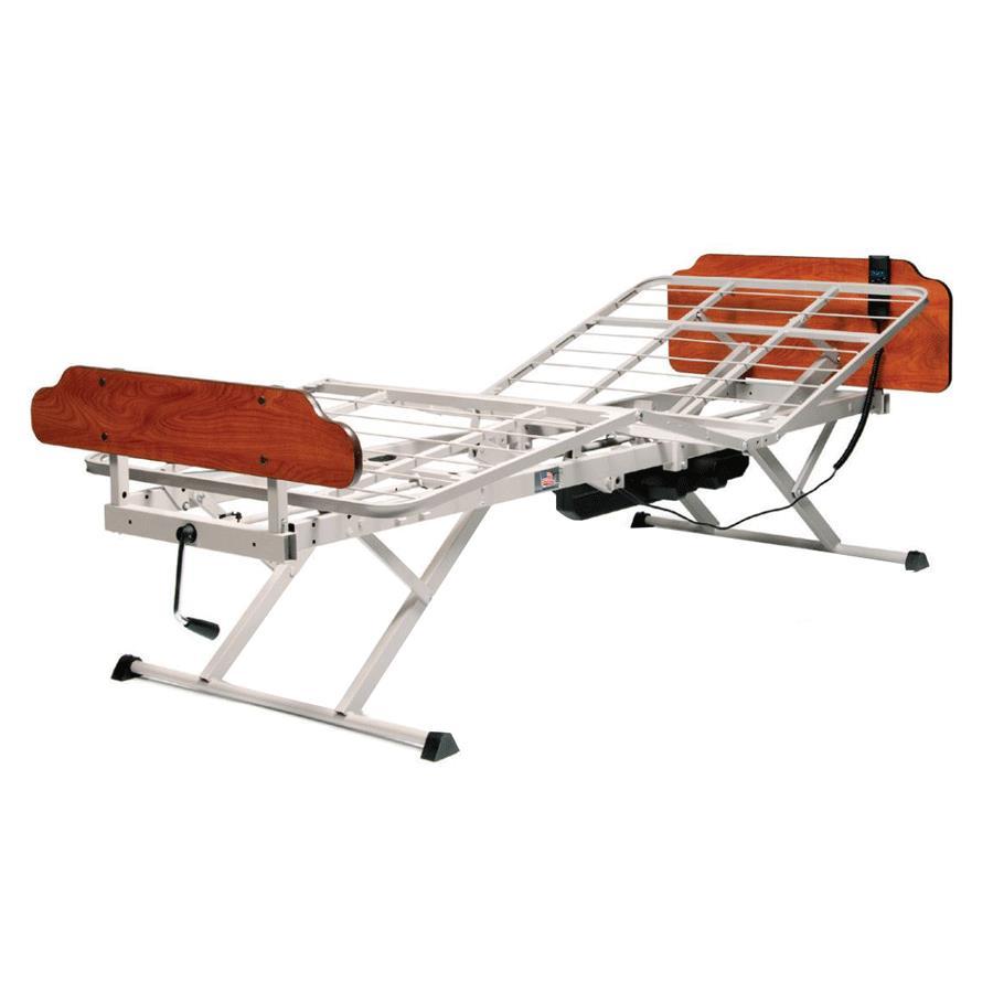 Lumex Semi Electric Hospital Bed