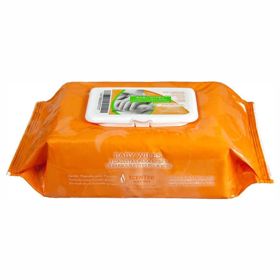 Nice Pak Nice N Clean Baby Wipes | Diapers and Wipes