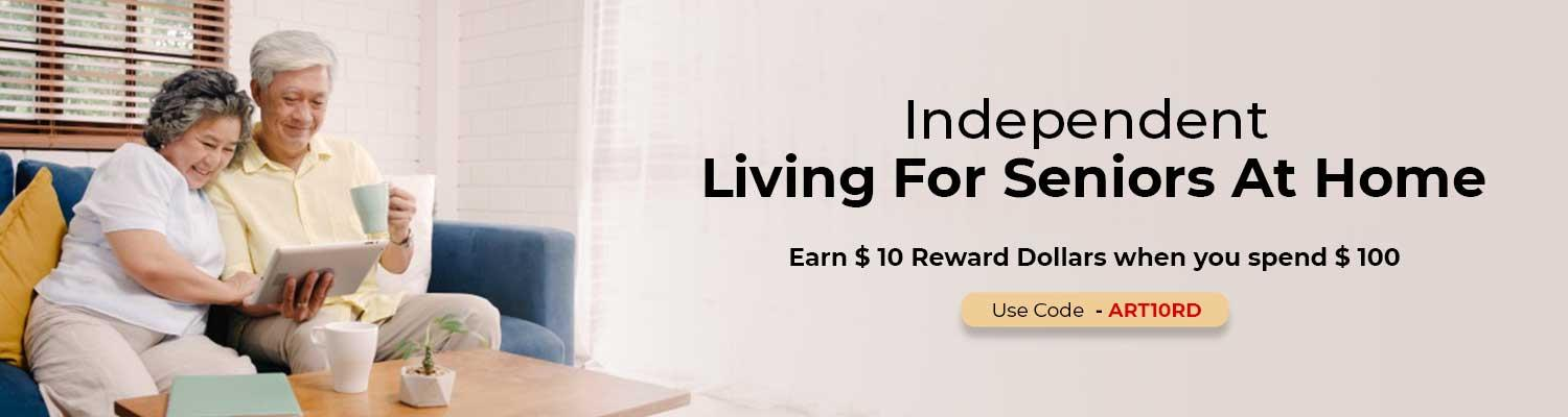 Independent Living for Seniors at Home
