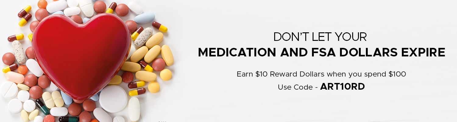 Don't Let Your Medication and FSA Dollars Expire