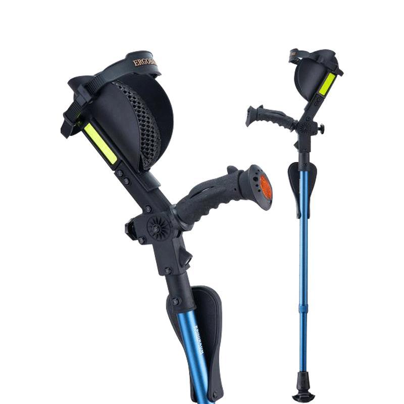 Ergoactives Ergobaum Ergonomic Crutches For Kids And