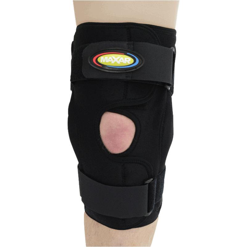 Fla Orthopedics Safe T Sport Neoprene Wrap Around Hinged