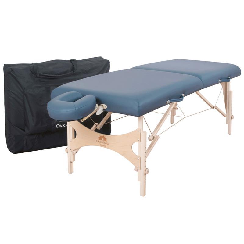 Oakworks Equinox Portable Massage Table Package Massage Table