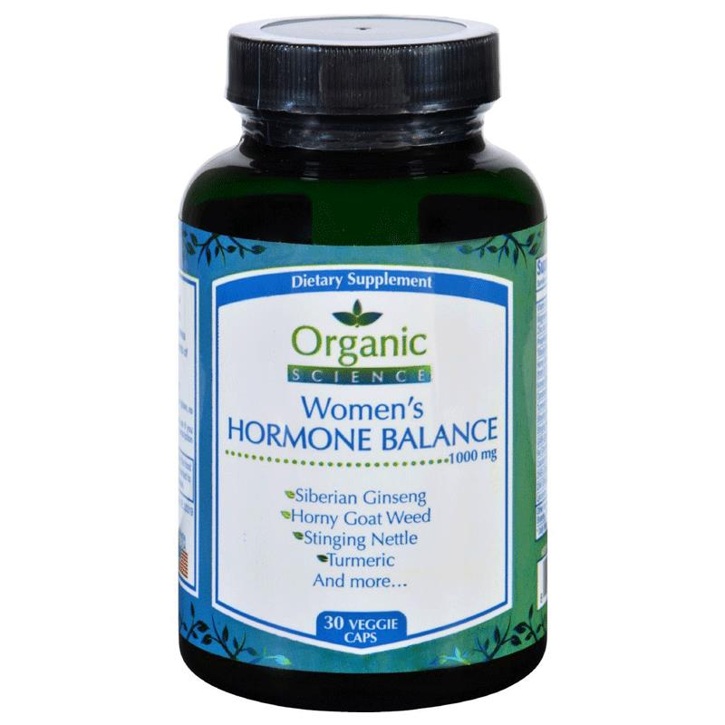hormone balancing supplements for weight loss