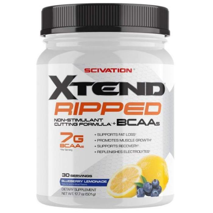 XTend Ripped Dietary Supplement   Body Building Supplements