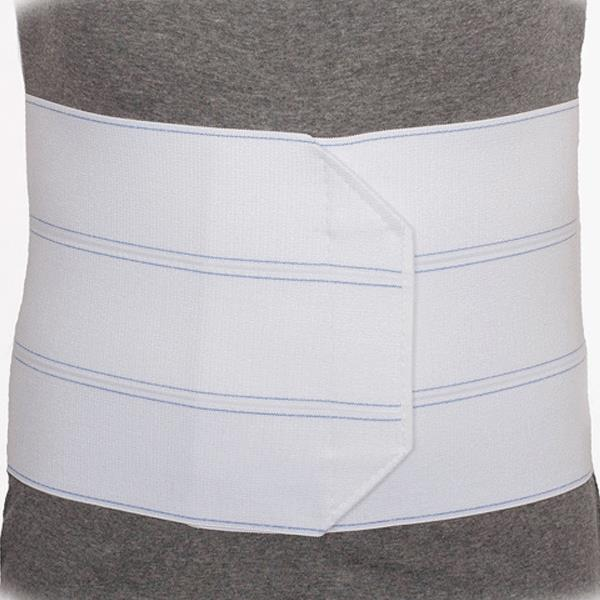 Advanced Orthopaedics Abdominal Binder With Velcro Closure