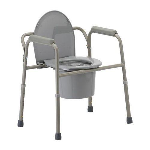 Invacare All In One Aluminum Commode Commode Chairs
