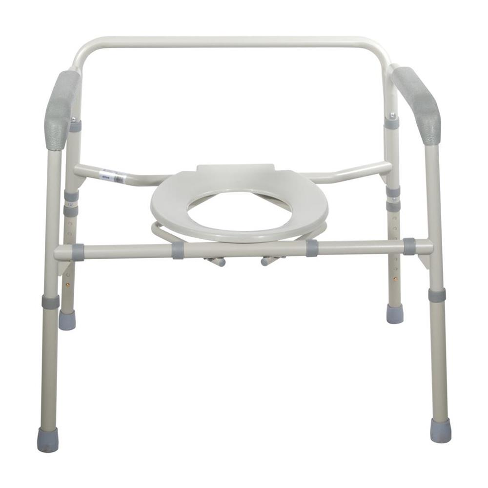 Drive Heavy Duty Bariatric Folding Commode Bariatric