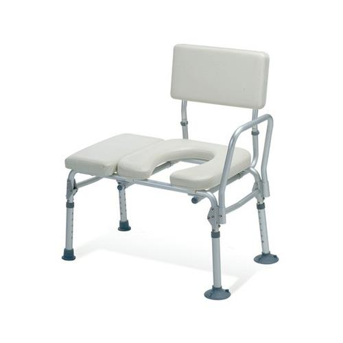 Drive Knock Down Combination Plastic Transfer Bench With