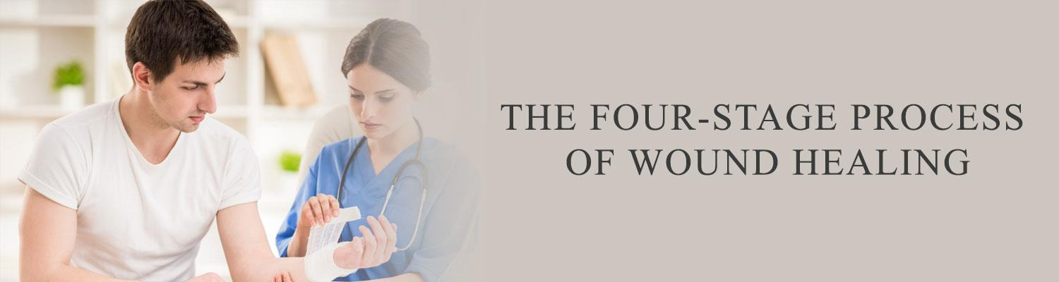 The Four-Stage Process of Wound Healing | Shop Wound Care