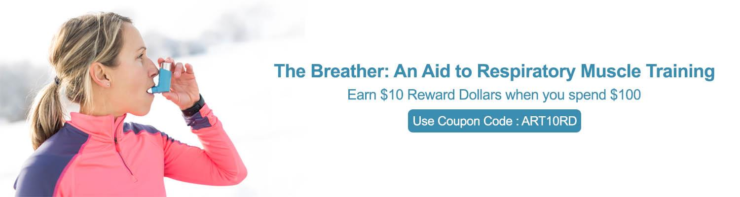 The Breather: An Aid to Respiratory Muscle Training