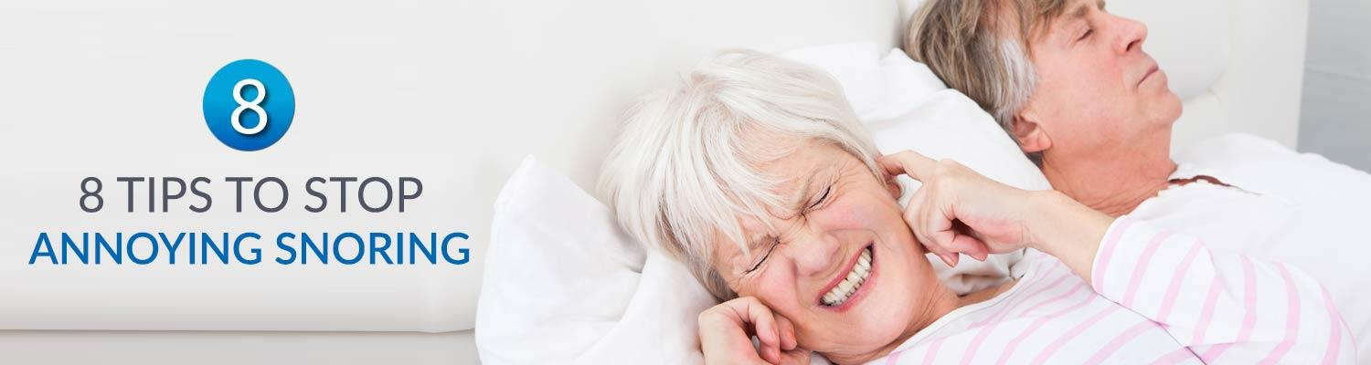 How to Stop Snoring - 8 Proven Snoring Remedies | HPFY