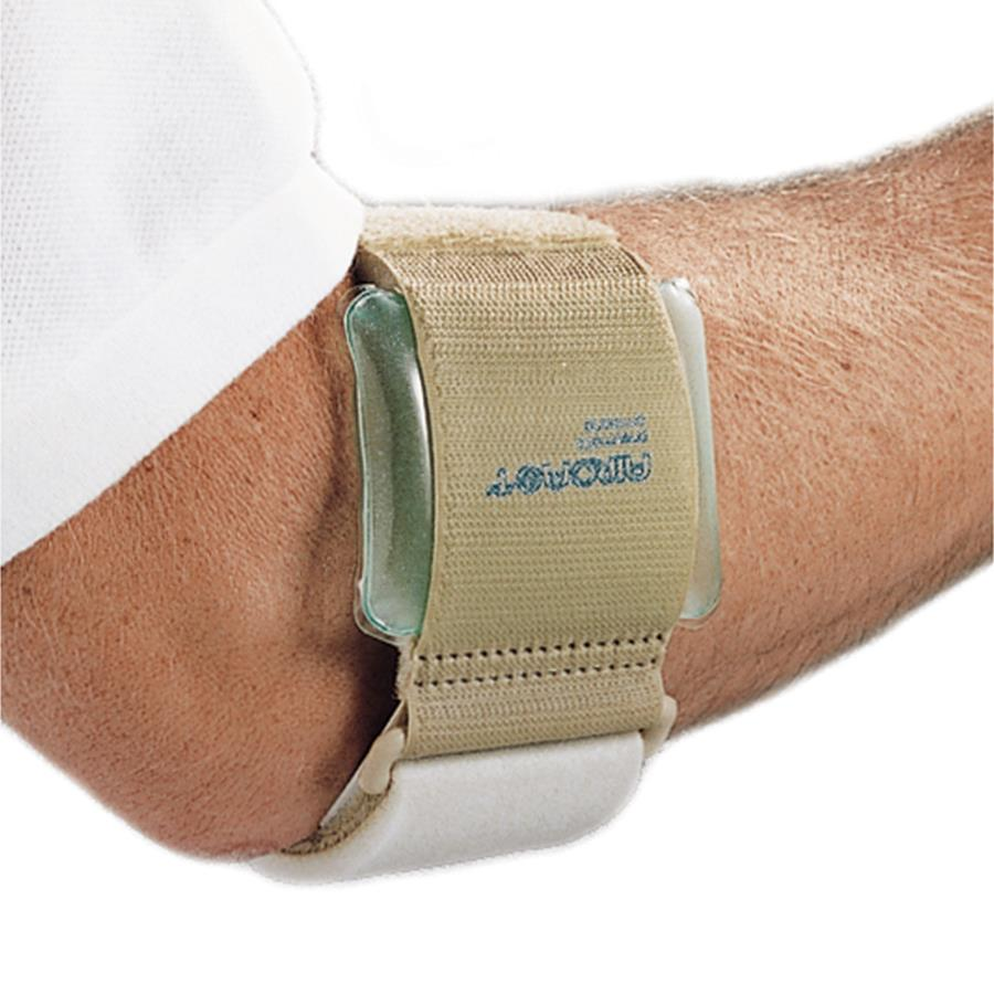 Aircast pneumatic armband elbow supports