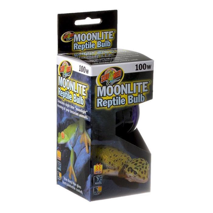 Zoo Med Moonlight Reptile Bulb
