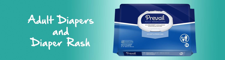 Adult Diapers and Diaper Rash