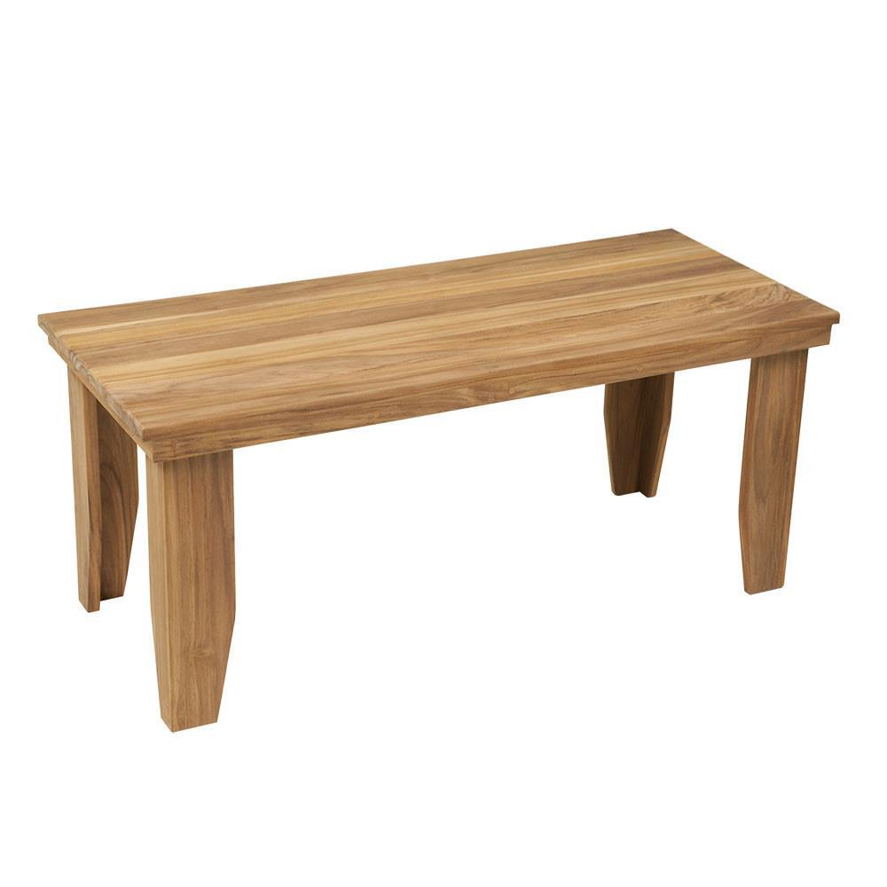 Superb Teakworks4U Teak Backless Bench Machost Co Dining Chair Design Ideas Machostcouk