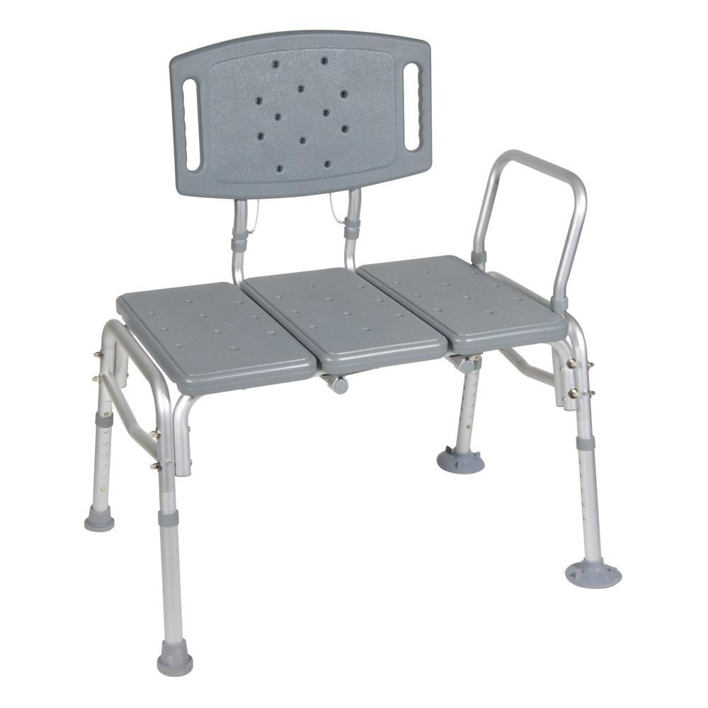 Drive Knock Down Bariatric Transfer Bench Bariatric Transfer Benches